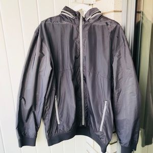 Gap Men's Gray hoodie Size 2Xl